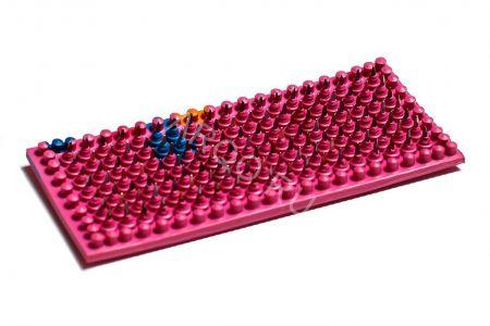 «Малыш» (шаг игл 3,5 мм; размер 38 х 85 мм), аппликатор Ляпко