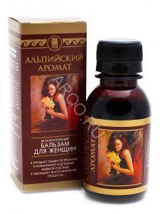 Бальзам «Альпийский аромат» для женского здоровья
