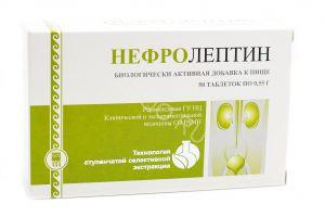 Нефролептин для профилактики и в комплексной терапии почек