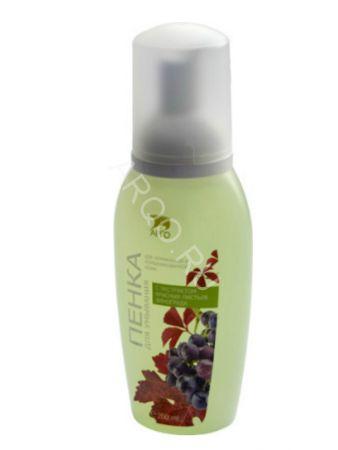 Пенка для умывания с экстрактом красных листьев винограда, 200 мл